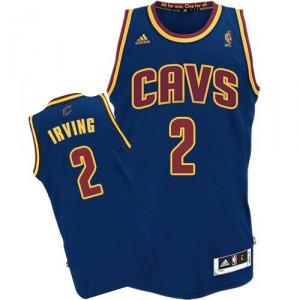 Jersey bleu marine NBA Kyrie Irving Swingman masculine - Adidas Cleveland Cavaliers & 2