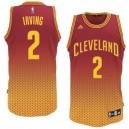 Maillot rouge NBA Kyrie Irving Swingman masculine - Adidas Cleveland Cavaliers & 2 résonnent Fashion