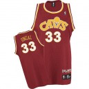 Jersey Orange NBA Shaquille o ' Neal Throwback authentique masculin - Mitchell et Ness Cleveland Cavaliers & 33 SVCC
