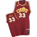 Jersey Orange NBA Shaquille o ' Neal Swingman Throwback masculine - Mitchell et Ness Cleveland Cavaliers & 33 SVCC