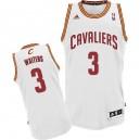 Maillot blanc serveurs NBA Dion Swingman masculine - Adidas Cleveland Cavaliers 3 Accueil