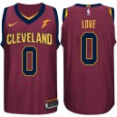 Season Kevin Love Cleveland Cavaliers &0 Icône Vin Maillot