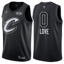 All-Star hommes cavaliers Kevin Love &0 maillot noir