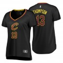 Cleveland Cavaliers ^ 13 de Tristan Thompson Statement Edition Black Replica Jersey