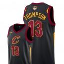 Black Cleveland Cavaliers ^ 13 Tristan Thompson - Finale NBA - Déclaration de relance rapide