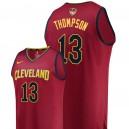 Cleveland Cavaliers ^ 13 Marron Tristan Thompson Jersey Finales NBA Bound Fast Break Icon - Édition