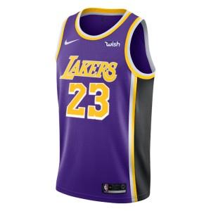 Maillot de Los Angeles Lakers LeBron James Edition swingman