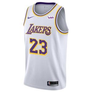 Los Angeles Lakers LeBron James Association Edition swingman Maillot