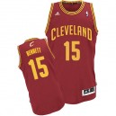 Maillot rouge vin NBA Anthony Bennett Swingman masculine - Adidas Cleveland Cavaliers & route 15