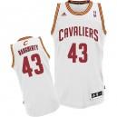 Maillot blanc Brad Daugherty NBA Swingman masculine - Adidas Cleveland Cavaliers & maison 43