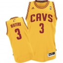 Maillot or serveurs NBA Dion Swingman masculine - Adidas Cleveland Cavaliers & suppléant 3