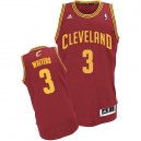 Maillot rouge vin serveurs NBA Dion Swingman masculine - Adidas Cleveland Cavaliers & Road 3
